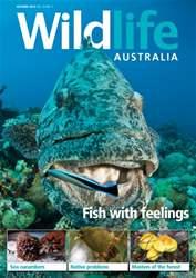 Wildlife Australia issue Wildlife Australia Autumn 2016