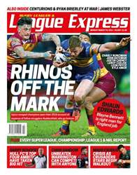 League Express issue 3009