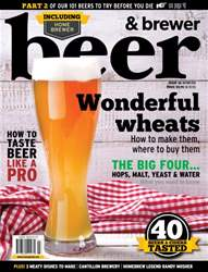 Beer and Brewer issue Autumn 2016