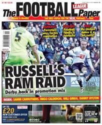 The Football League Paper issue 6th March 2016