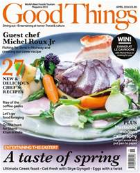 Good Things Magazine issue Good Things 19 - April 2016