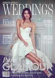 Absolutely Weddings issue SPRING/SUMMER 2016