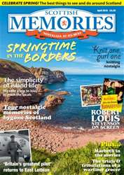 Scottish Memories issue April 2016