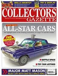 Collectors Gazette issue April 2016