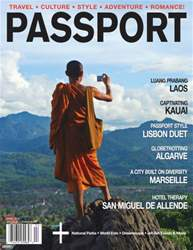 Passport issue April 2016