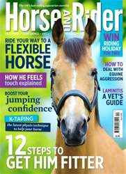 Horse&Rider Magazine - UK equestrian magazine for Horse and Rider issue Horse&Rider Magazine – April 2016
