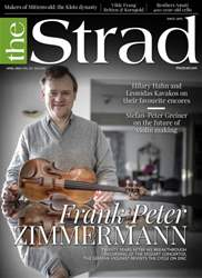 The Strad issue April 2016