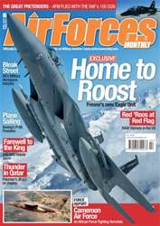 AirForces Monthly issue April 2016
