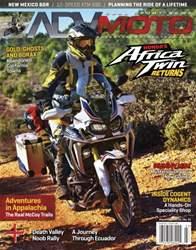 Adventure Motorcycle issue ADVMoto Mar/Apr 2016