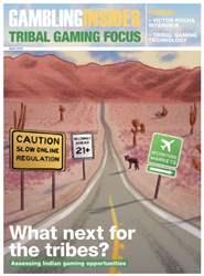 Gambling Insider issue Tribal Focus