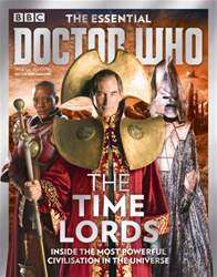 The Essential Doctor Who: The Time Lords issue The Essential Doctor Who: The Time Lords