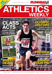 Athletics Weekly issue 10/03/2016