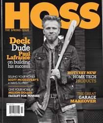 HOSS Magazine issue 2016 Spring Issue