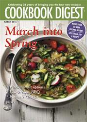 Cookbook Digest issue March 2016