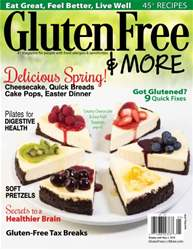 Gluten Free & More issue Apr/May 2016