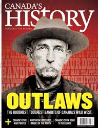 Canada's History issue Apr/May 2016