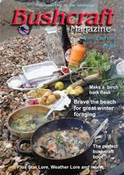 Bushcraft Magazine issue Winter 2015-16