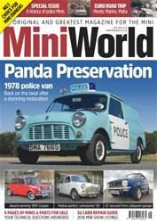 Mini World Magazine Cover