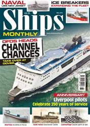 Ships Monthly issue No. 617 DFDS Heads Channel Changes