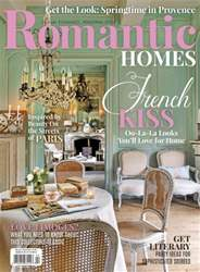 Romantic Homes issue April 2016