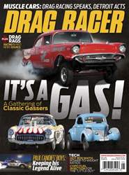 Drag Racer issue May 2016