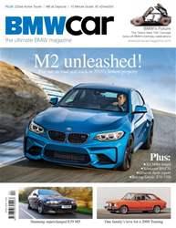 BMW Car issue April 2016
