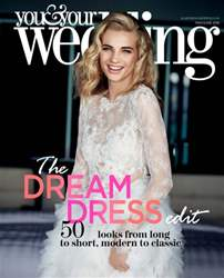 You & Your Wedding issue May\June 2016