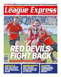 League Express issue 3010