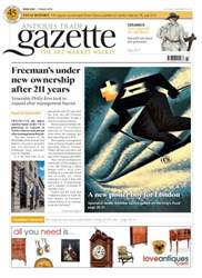 Antiques Trade Gazette issue 2233