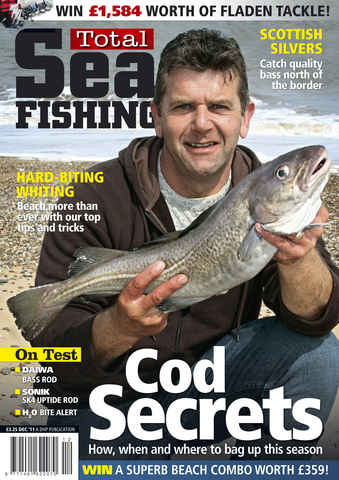 Total Sea Fishing issue December 2011