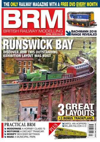 British Railway Modelling issue April 2016
