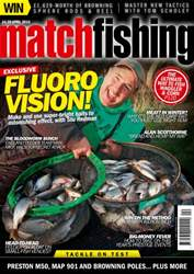 Match Fishing issue April 2016