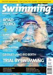 Swimming Times issue April 16