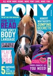 Pony Magazine issue  PONY Magazine – April 2016