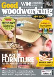 Good Woodworking issue April 2016