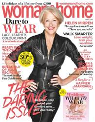 Woman & Home issue May 2016