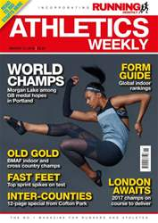 Athletics Weekly issue 17/03/2016