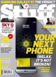 Stuff issue May 2016