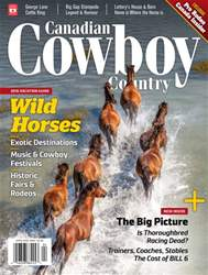 Canadian Cowboy Country issue Apr/May 2016