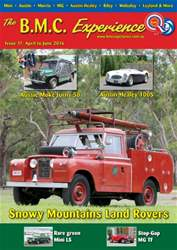BMC Experience issue Issue 17