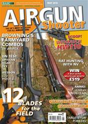 Airgun Shooter issue May-16 - issue 081