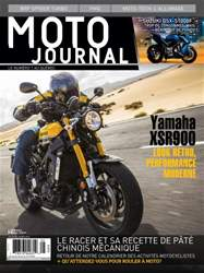 Moto Journal issue Mai 2016