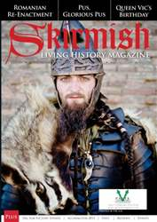 Skirmish Living History issue Skirmish Magazine Issue 116