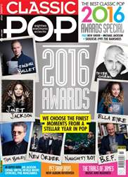 Classic Pop issue April/May 2016