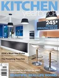 Kitchen Yearbook issue Vol.20 2016