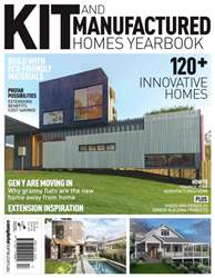Kit Homes Yearbook issue Issue#22 2016