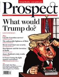 Prospect Magazine issue April 2016