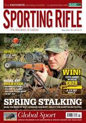 Sporting Rifle issue May-16