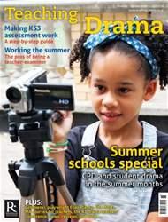 Teaching Drama issue Summer 1 - 2015/16