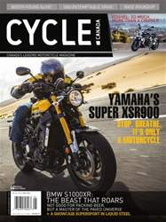 Cycle Canada issue May 2016